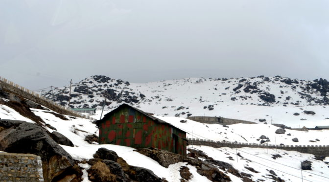 Nathu La – A journey to an ancient silk route