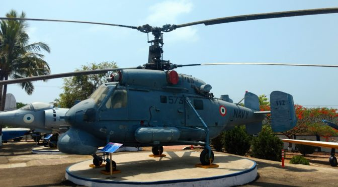 Naval Aviation Museum of Goa – Showcasing the heritage of Indian naval aviation