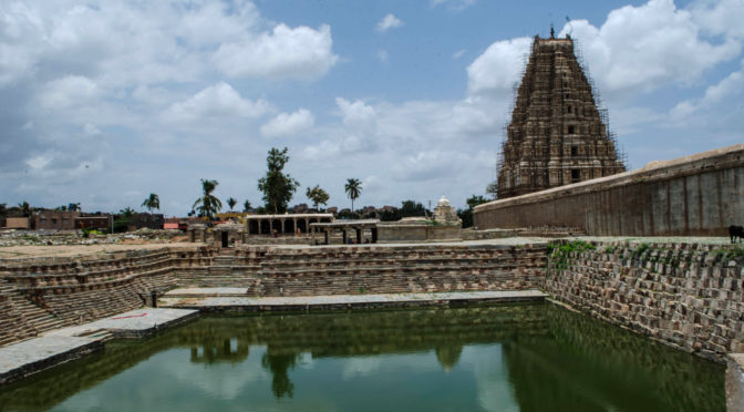 Virupaksha Temple – The living glory of Hampi